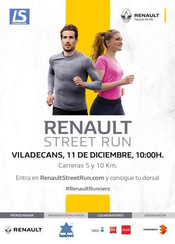Renault Street Run