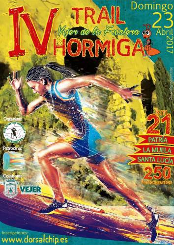 Carrera IV Trail Hormiga