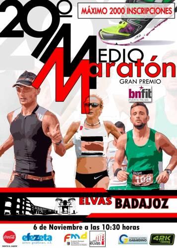 29ª Medio Maratón Elvas-Badajoz
