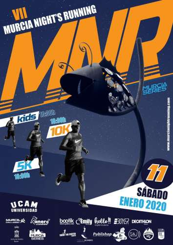 VII Murcia Night Running
