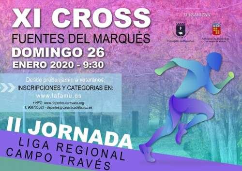 XI Cross Fuentes del Marqués