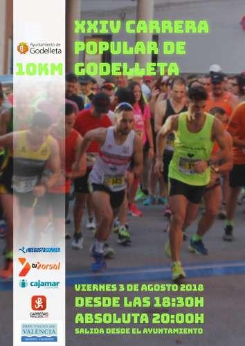 XXIV Carrera Popular de Godelleta