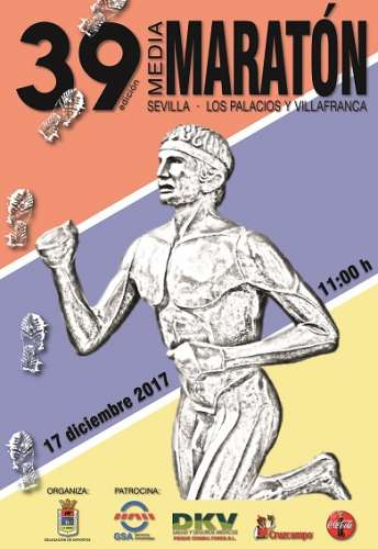 39 Media Maratón Sevilla-Los Palacios