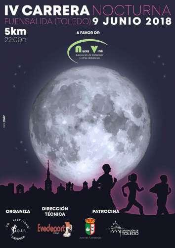 IV Carrera Nocturna de Fuensalida