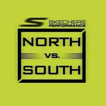 Skechers North vs South