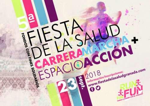 5ª Carrera Marcha Familiar Fiesta de la Salud