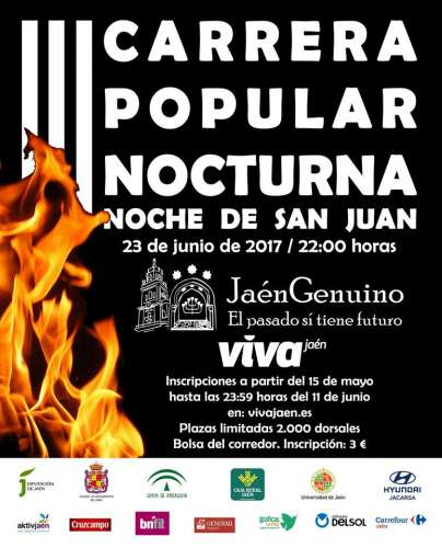 III Carrera Noche de San Juan