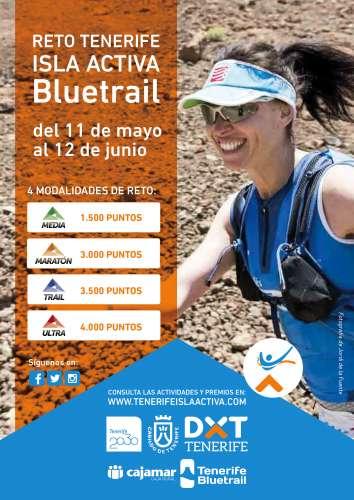 Cajamar Tenerife Bluetrail - Trail