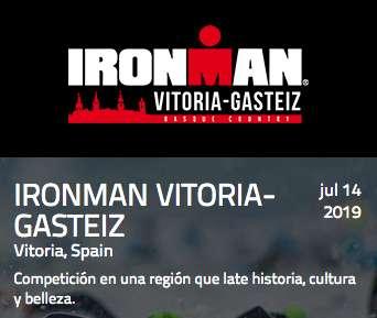 IRONMAN Vitoria-Gasteiz 2019