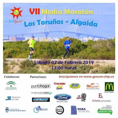 Medio Maratón VII Media Maratón Toruños-Algaida