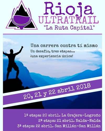 Rioja Ultratrail 1ª Etapa