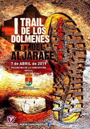 I Trail de los Dólmenes del Aljarafe