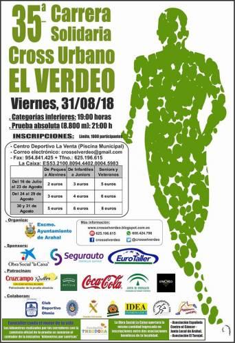 XXXV Carrera Solidaria Cross del Verdeo