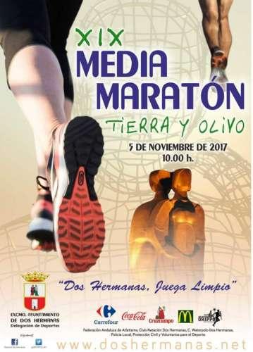 XIX Media Maratón Tierra y Olivo