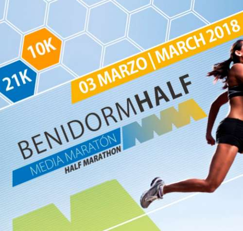 Medio Maratón Internacional de Benidorm