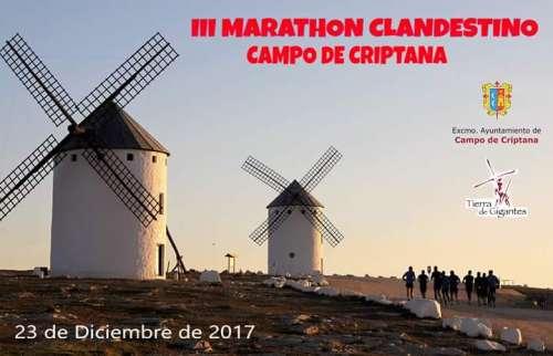 III Marathon Clandestino