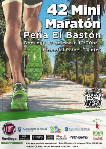 42 Mini Maratón Peña El Bastón