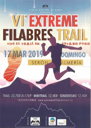 VI Extreme Filabres Trail