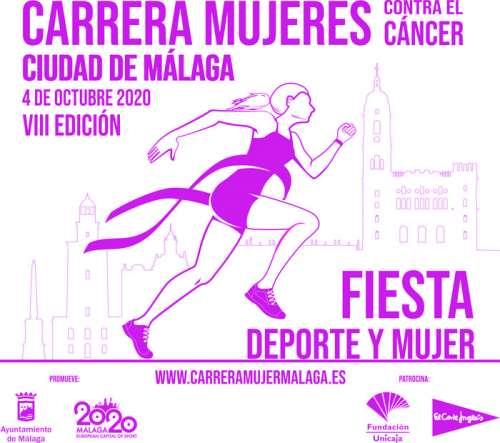 VIII Carrera Mujeres Contra el Cáncer Ciudad de Málaga