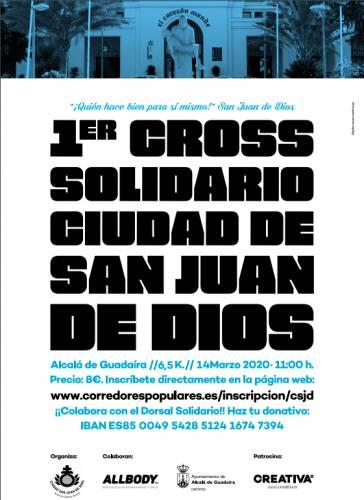 I Cross Solidario Ciudad de San Juan de Dios