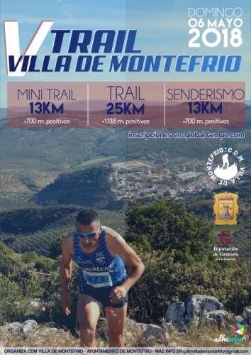 V Trail Villa de Montefrío