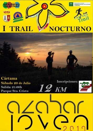 I Trail Nocturno Cártama