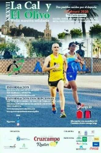 XXXVII Media Maratón La Cal y El Olivo