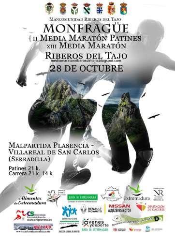 XIII Medio Maraton Riberos del Tajo