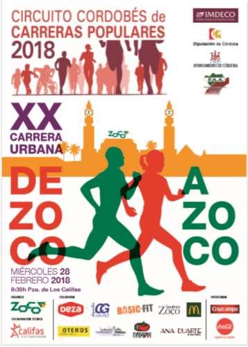 XX Carrera Urbana de Zoco a Zoco
