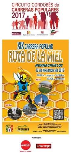 XIX Carrera Popular Ruta de la Miel
