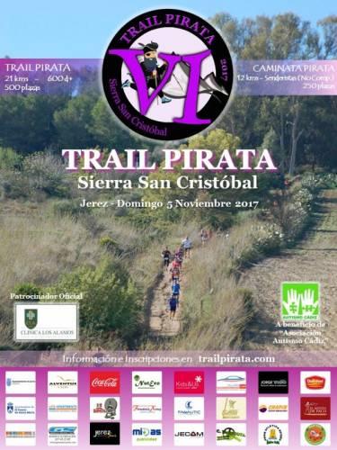 VI Trail Pirata Sierra San Cristobal