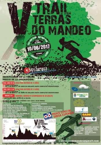 5º Trail Terras do Mandeo 8k