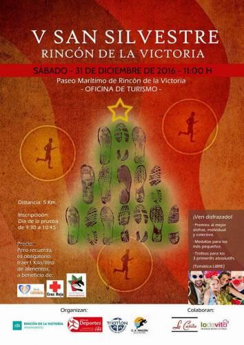 V Carrera Popular San Silvestre Rincón de la Victoria