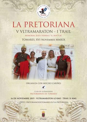 I Trail La Pretoriana