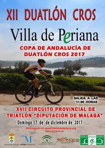 XII Duatlón Cros Villa De Periana