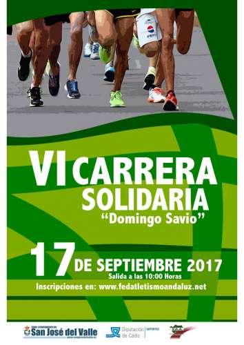 VI Carrera Solidaria Domingo Savio