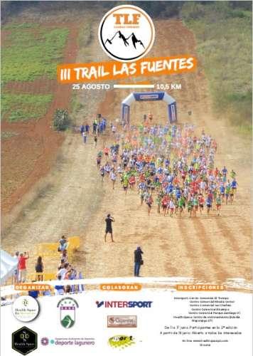 III Trail las Fuentes