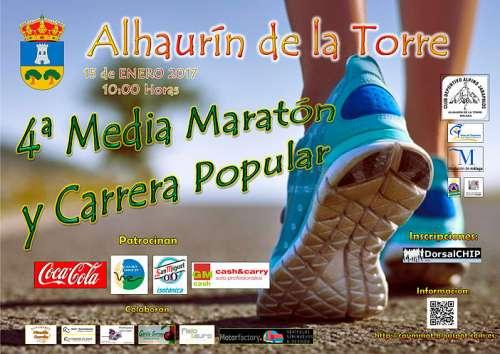 IV Media Maratón Alhaurín de la Torre