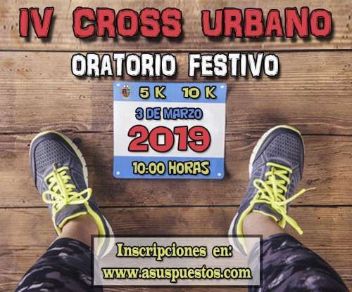 IV Cross Urbano Colegio Oratorio Festivo