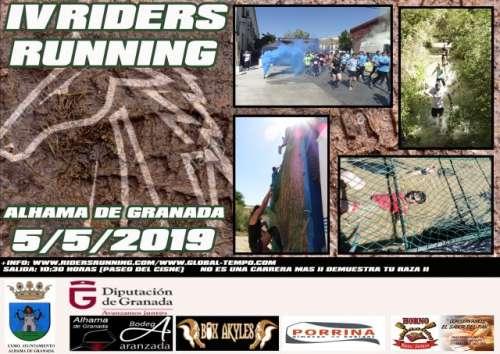 IV Carrera Riders Running