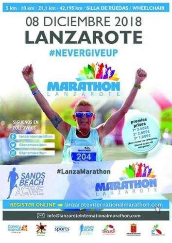 VIII Lanzarote International Marathon