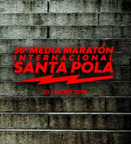 XXX Media Maratón Internacional Villa de Santa Pola