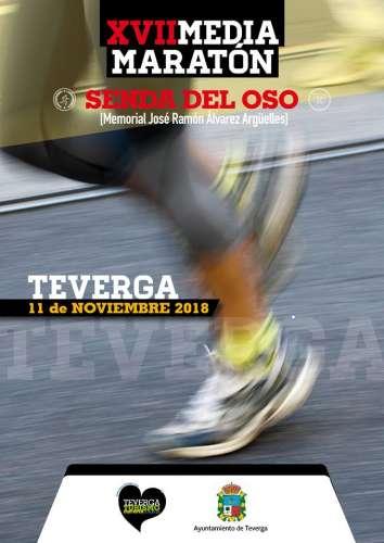 XVII Media Maratón Senda del Oso