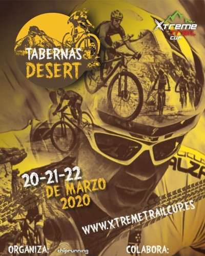 Carrera Tabernas Desert XTREMdesert Etapa 1