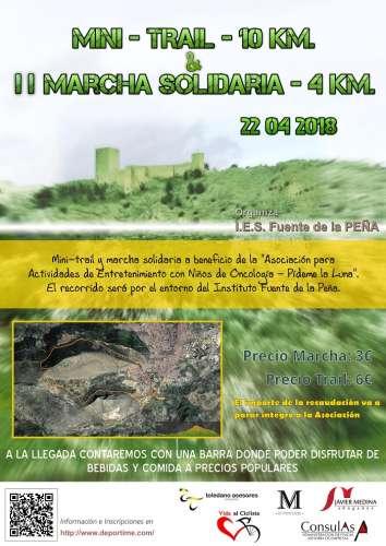 I Trail Fuente de la Peña