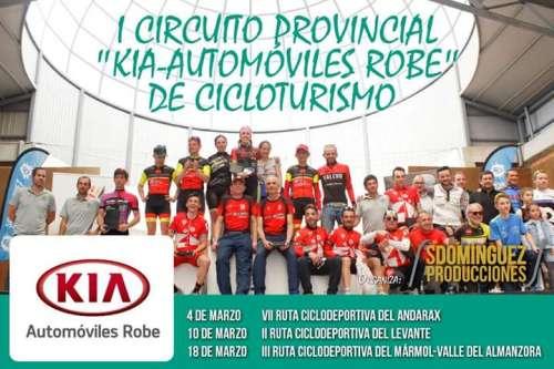 II Ruta Ciclodeportiva del Levante