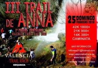 III Trail de Anna