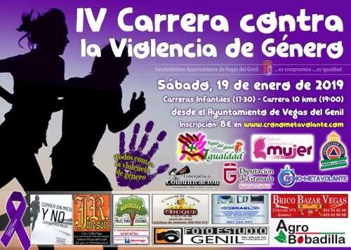 III Carrera Contra la Violencia de Género