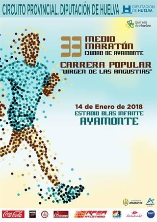 32 Medio Maratón Ciudad de Ayamonte