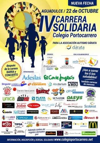 IV Carrera Solidaria Colegio Portocarrero
